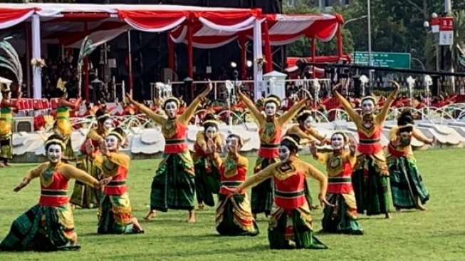 Warisan Budaya Tak Benda (WBTB) Indonesia. (Dok Thengul International Folklore Festival)